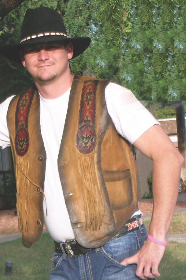 T bird vest