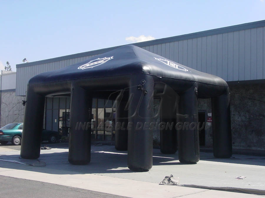 Inflatable NHL Tent
