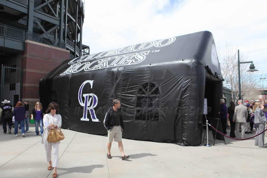 Inflatable Rockies Tent