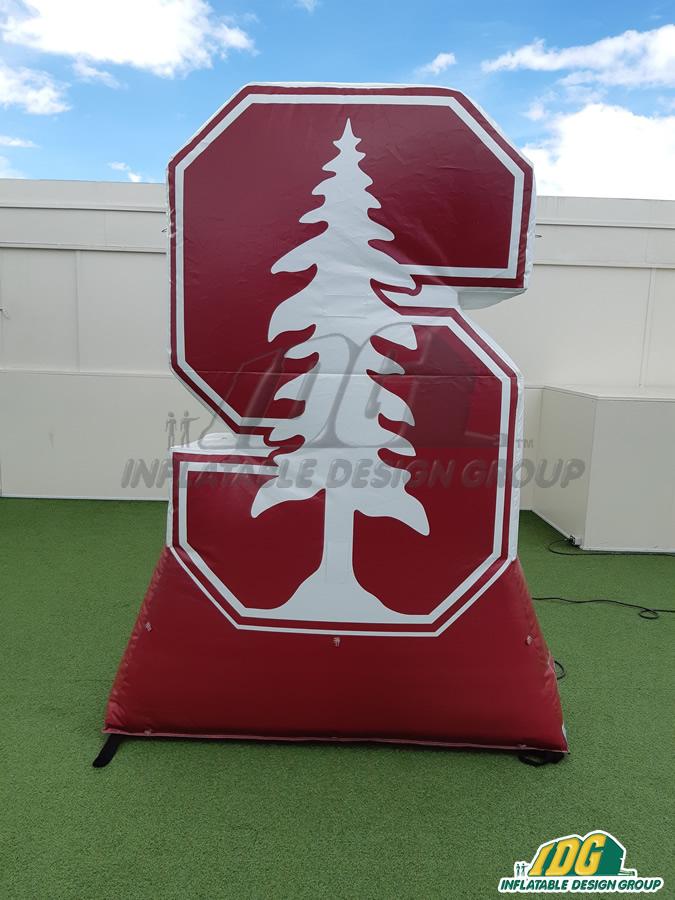 Stanford Custom Inflatable Logo