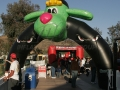 Lake Elsinore Storm Inflatable Archway