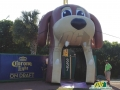 Riverdogs Inflatable Arch