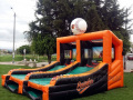 Baltimore Orioles Inflatable Skee Ball