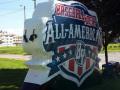 Baseball Youth All American Inflatable Logo Block