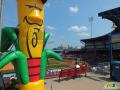 Cedar Rapids Kernals Inflatable Mascot