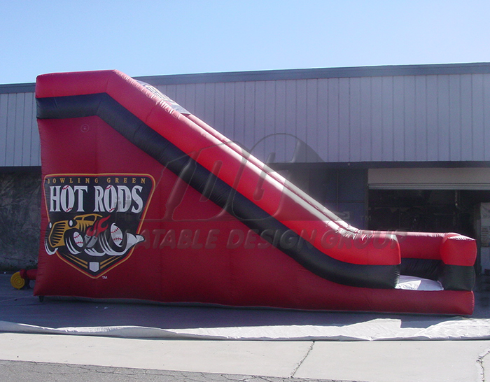 15'H Bowling Green Hot Rods slide
