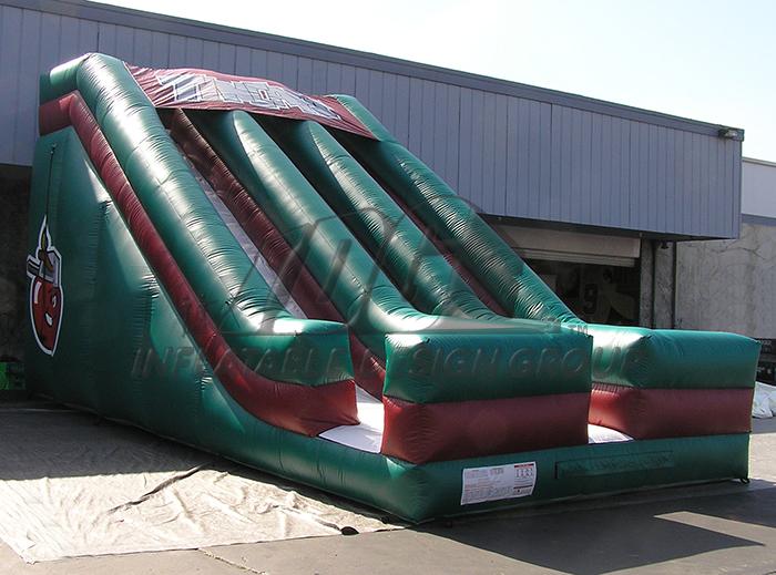 Tin Caps Slide Inflatable