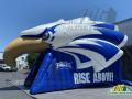 Inflatable-Eagle-Head-Rejoice-Eagles-Entranceway