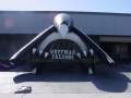 Inflatable Falcon Entryway