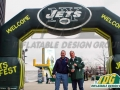 New York Jets Inflatable Archway
