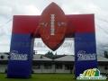 Patriots Inflatable entryway