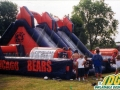 Chicago Bears Team Challenge Inflatable