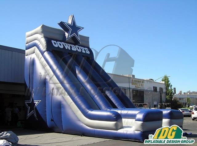Cowboys Slide