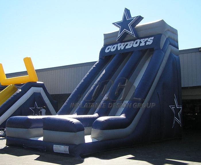 Dallas Cowboys Slide