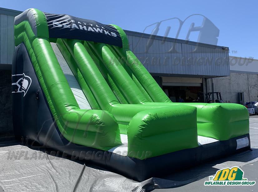 Inflatable-Slide-Football-Seattle-Seahawks