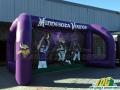 custom inflatable interactive football game