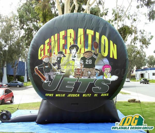 Logo Disk JETS
