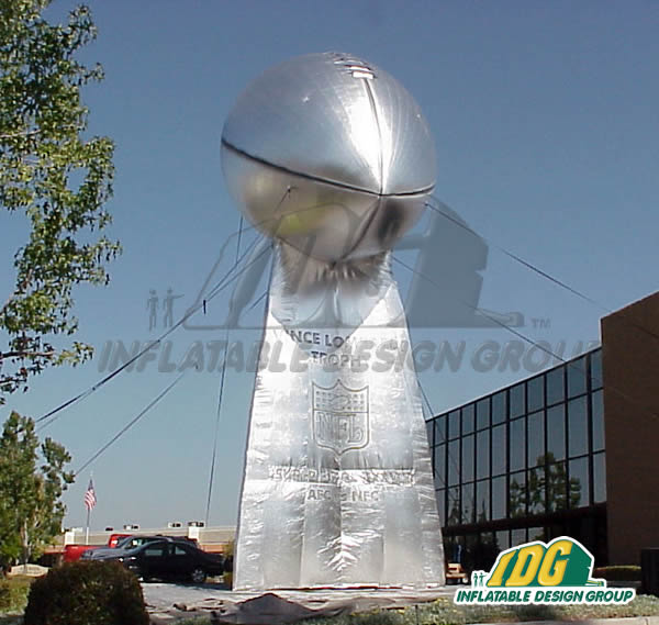 Inflatable Trophy logo
