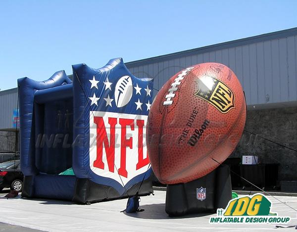NFL Football Inflatable
