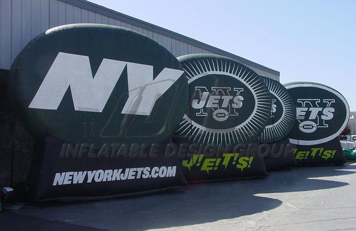 NY JETS Logo Inflatable