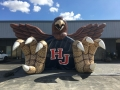 Inflatable Hawk