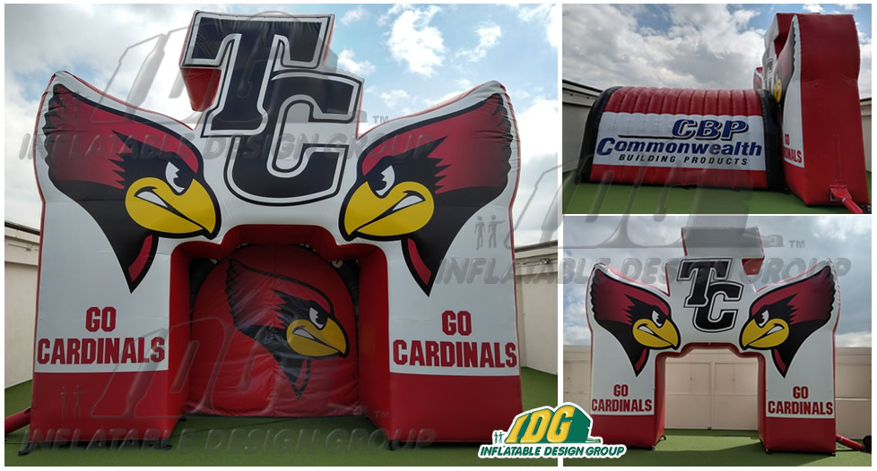 Inflatable-Arch-Combo-Cardinals-Taylor-HS