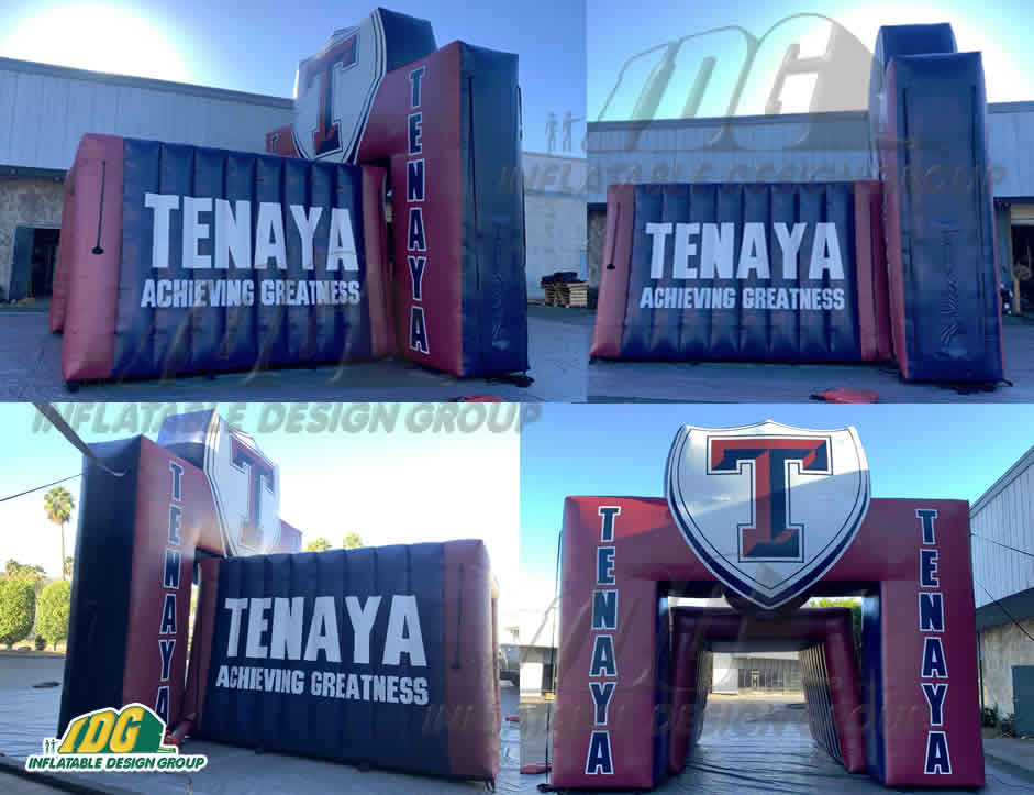 Inflatable-Arch-Combo-Tunnel-TENAYA-HS