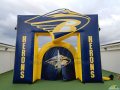 BRANTLEY HERONS tunnel arch inflatable combo