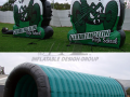 FHS tunnel inflatable
