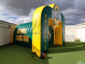 ONTARIO HS KNIGHTS inflatable tunnel and arch