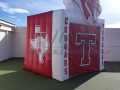 TOMBALL HS inflatable tunnel
