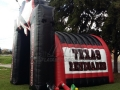 texas renegades tunnel inflatable side