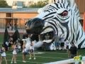 Zebra Inflatable Entryway