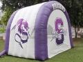Custom inflatable dragons tunnel