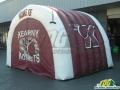 Kearny Hornets custom inflatable entry