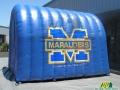 Marauders inflatable Tunnel