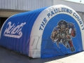 Paulding County 11'H x 11'W x 25'L Non Skinned Tunnel