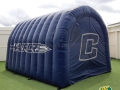 Warriors Inflatable Tunnel