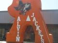 Alvin Jackets Custom Archway