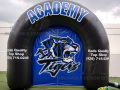High School Inflatable Arch Academy Tigers