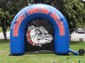 Somerset HS Custom Inflatable Arch