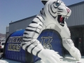 Blythewood Custom Inflatable Bengals Entryway