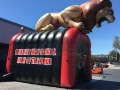 Heritage Custom Inflatable Lions Entryway