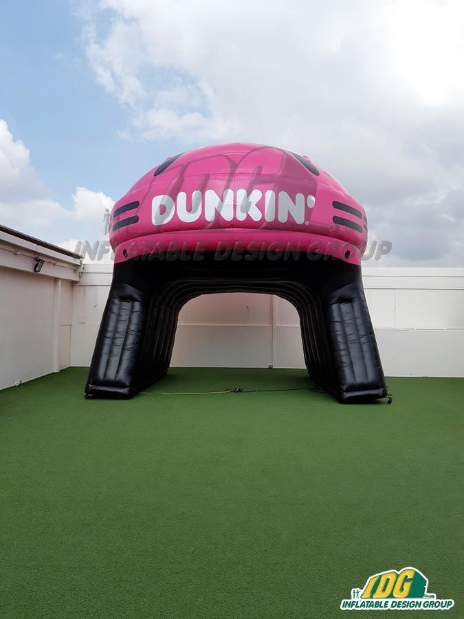 Dunkin' Donuts Custom Inflatable Helmet