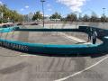 San Jose Sharks Inflatable Hockey Rink Custom Size