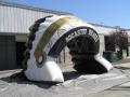 Inflatable Braves Headdress