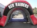 Inflatable Headdress Tunne Inside