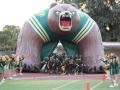 Inflatable Golden Bear