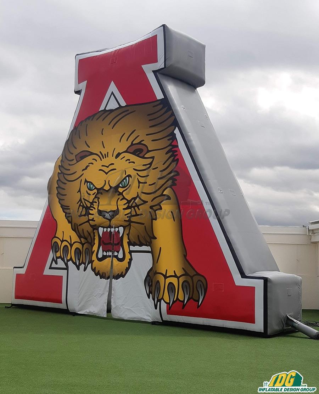 Albany University Custom Inflatables