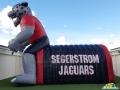 Segerstrom HS Custom Inflatable Jaguar